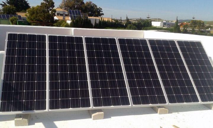 Fotovoltaica vivienda rural El Palmar 01