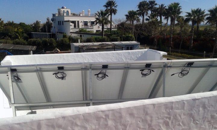 Fotovoltaica vivienda rural El Palmar 02
